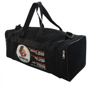 Bolsa para EPIs bolsa viagem pequena feita em lona 26cc2fc47e28c